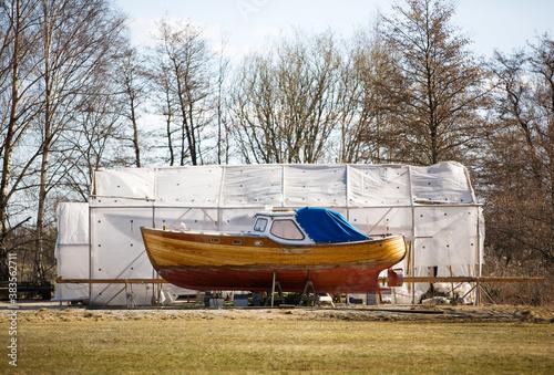 Norwegian Boat