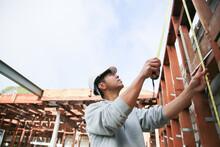 Builder Measuring Construction Framework