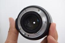 Lente 50 Mm 1.8 Nikon