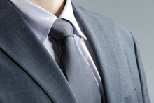 Close Up Of Classic Business A...