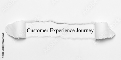 Photo Customer Experience Journey