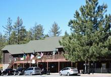 Die Stadt Idyllwild Am Mount San Jacinto, Kalifornien