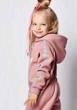 Portrait Of Smiling Blonde Kid...
