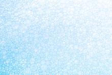 Macro Close Up Of Soap Bubbles...