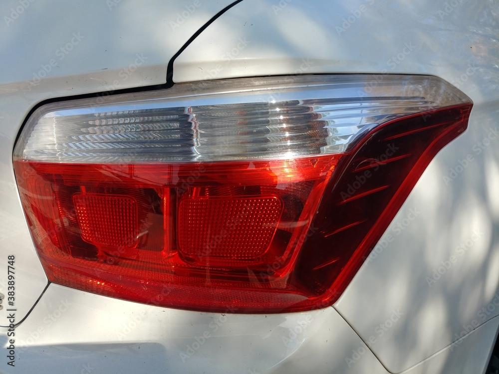 Fototapeta światło lampa samochodowe klosz transport technika