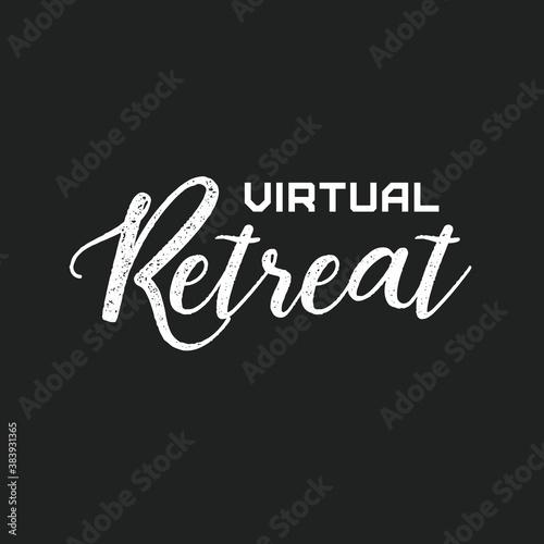 Fotografía Annual Virtual Retreat Religious Gathering Event, Church Retreat, Gather, Connec