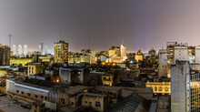 Vista Del Centro De La Ciudad ...