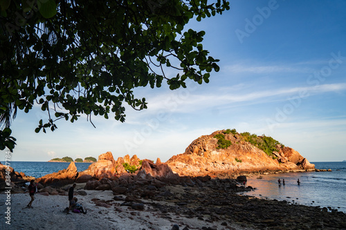 Photo September 23, 2020, Pulau Redang, Terengganu, Malaysia: Pulau Redang is a small island group in the South Chinese Sea, on the east side of Peninsular Malaysia