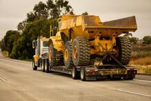 A Very Large Haul Dump Truck B...