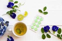 Herbal Healthy Drinks Honey Le...