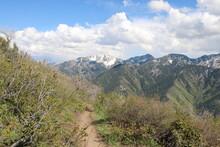 Grandeur Peak Hiking Trail, Salt Lake City, Utah