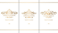 White And Gold Packaging For L...