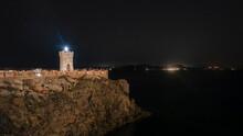 Piombino Livorno Lighthouse On...