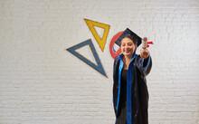 Graduated Girl And Graduation ...