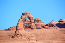 Delicate Arch In The Arches Na...