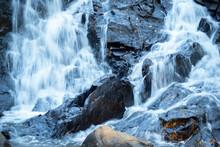 Long Exposure Water Cascades A...