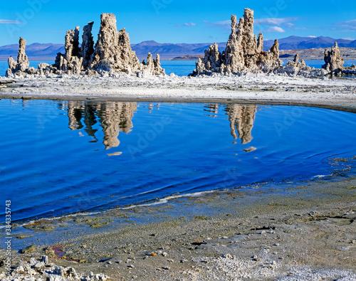 Fotomural Lake Mono, California