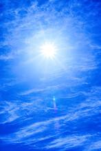 太陽の散歩