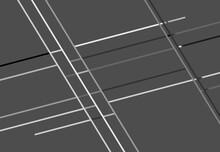 Diagonal, Tilt, Skew And Oblique Grid, Mesh Abstract Background, Pattern