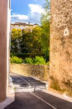 The Castle Of Vauvenargues, In Provence