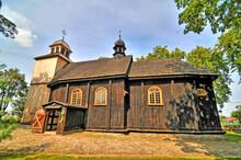Drewniany Kościół Pw. św. ...