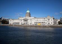 Custom House In Dublin Local Government Ireland