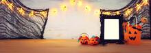 Holidays Image Of Halloween. P...