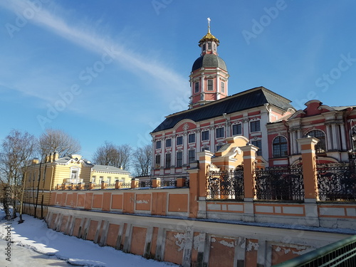 church of the savior on spilled blood Kirche, architektur, cathedral, religion, Canvas