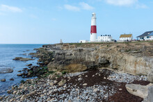 Portland Bill Lighthouse Dorse...