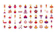 Bundle Of Fifty Diwali Set Fla...
