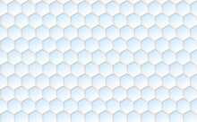 Seamless Abstract Honeycomb Ba...