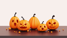 Halloween Pumpkins,jack O Lant...