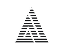 A Logo Letters Design And Mono...