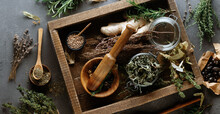 Alternative Medicine. Various ...
