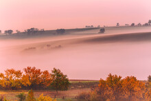 Moravian Landscape With Colorf...
