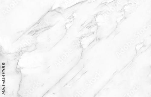 Fototapeta white satvario marble. texture of white Faux marble.  calacatta glossy marbel with grey streaks. Thassos statuarietto tiles. Portoro texture of stone.  Like emperador and travertino marbelling. obraz