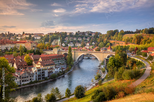 City of Bern Canvas