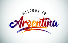 Argentina Welcome To Message I...