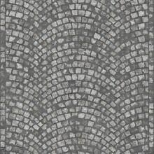 Cobblestone Sidewalk Pavement L_20_0030