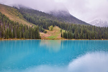 Raining In A Blue Lake, Bow La...