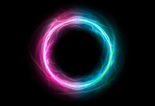 Neon Circular Lightning, Plasma Element