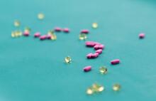 Group Of Pills