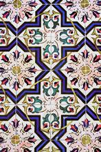 Colored Antique Tiles