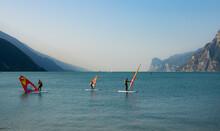 Lago Di Garda, Windsurf Activity