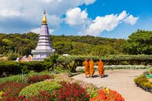 Doi Inthanon National Park, Chiang Mai, Northern Thailand, Thailand