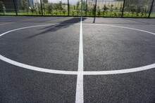 In The Middle Of The Court