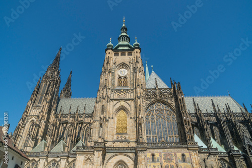 Veitsdom in Prag Canvas