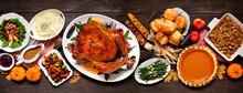 Traditional Thanksgiving Turke...