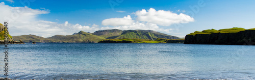 Valokuva Isle of Canna in Scotland is the westernmost of the Small Isles archipelago, in