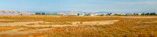 Panoramic View Of Baylands Nat...